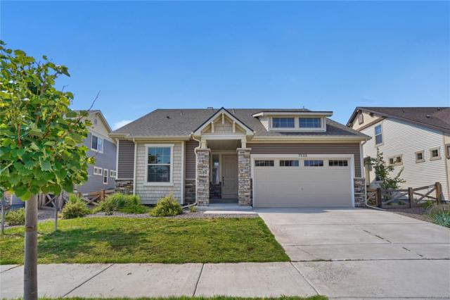 7523 Mountain Spruce Drive, Colorado Springs, CO 80927 (#3022860) :: Bring Home Denver