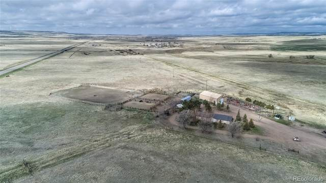 19275 Blasingame Road, Ramah, CO 80832 (#3032161) :: Mile High Luxury Real Estate