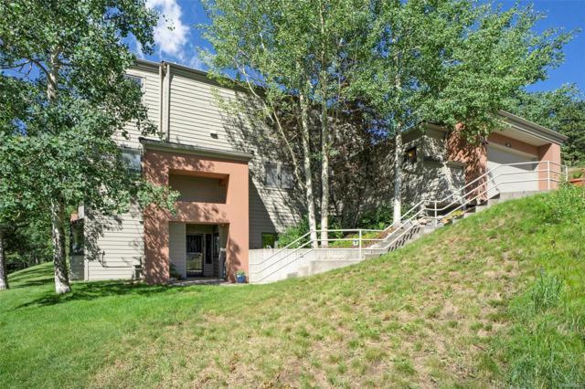 700 Ridgeside Drive, Golden, CO 80401 (#3050470) :: The HomeSmiths Team - Keller Williams