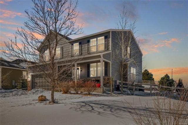5115 Fawn Ridge Way, Castle Rock, CO 80104 (#3051668) :: The Griffith Home Team