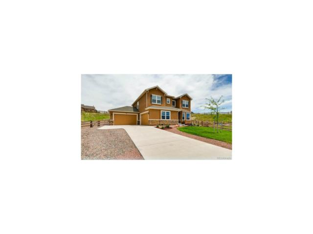 775 Woodmoor Acres Drive, Monument, CO 80132 (MLS #3055241) :: 8z Real Estate