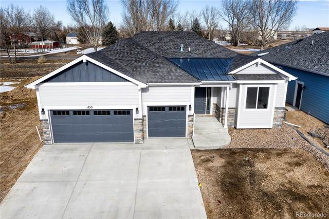 855 Shirttail Peak Drive, Windsor, CO 80550 (#3056938) :: The DeGrood Team