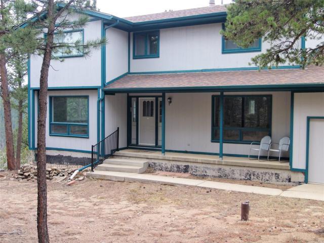 358 Aspen Lane, Black Hawk, CO 80422 (#3068534) :: The Pete Cook Home Group