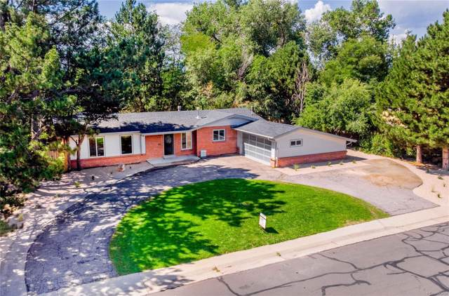 2549 S Holly Place, Denver, CO 80222 (#3069739) :: The Healey Group
