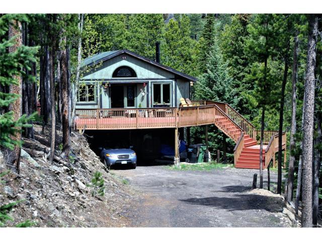 129 Martin Drive, Evergreen, CO 80439 (MLS #3070633) :: 8z Real Estate