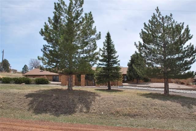 10566 Cherokee Lane, Parker, CO 80138 (#3074843) :: Berkshire Hathaway HomeServices Innovative Real Estate