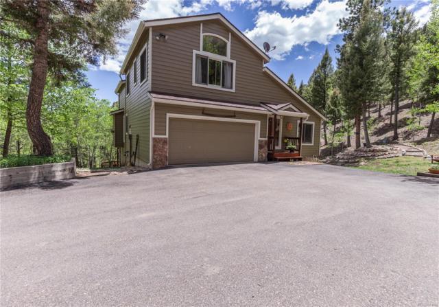 14137 Wamblee Trail, Conifer, CO 80433 (#3078062) :: Compass Colorado Realty