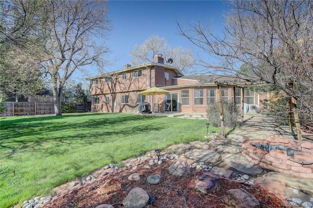 4300 S Alton Place, Greenwood Village, CO 80111 (#3079159) :: The Griffith Home Team