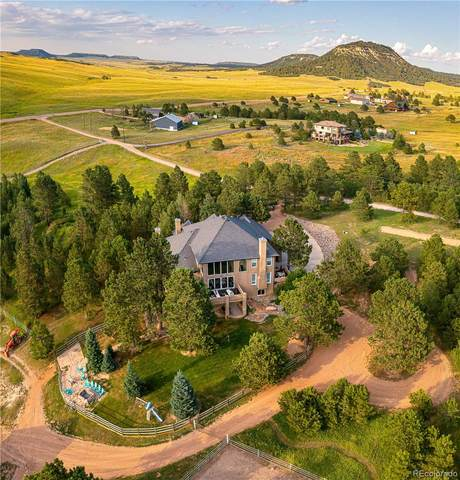 2595 County Line Road, Monument, CO 80132 (MLS #3080024) :: Clare Day with Keller Williams Advantage Realty LLC