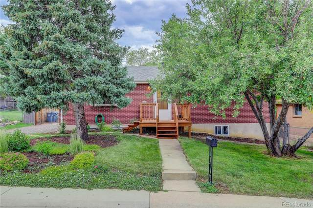 15920 W 3rd Place, Golden, CO 80401 (#3111075) :: Wisdom Real Estate