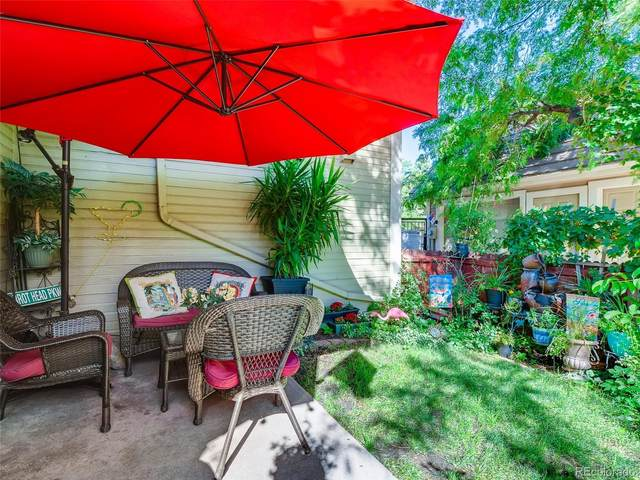 1885 S Quebec Way B20, Denver, CO 80231 (#3119308) :: Chateaux Realty Group