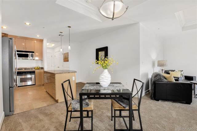 1827 N Grant Street #704, Denver, CO 80203 (MLS #3121495) :: 8z Real Estate