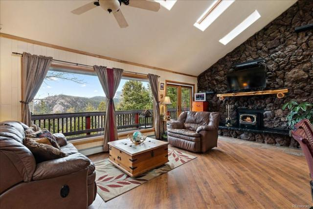 11471 Marks Drive, Conifer, CO 80433 (#3147410) :: The Heyl Group at Keller Williams