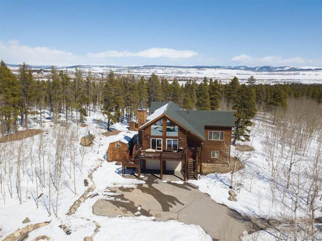 999 Thompson Park Road, Fairplay, CO 80440 (#3169686) :: Bring Home Denver with Keller Williams Downtown Realty LLC