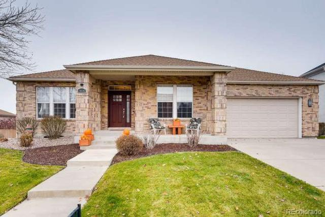 10642 Clarke Farms Drive, Parker, CO 80134 (#3173807) :: Bring Home Denver