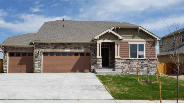 1339 W 171st Place, Broomfield, CO 80023 (#3176800) :: The Peak Properties Group