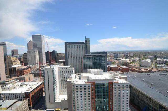 891 14th Street #3111, Denver, CO 80202 (#3180422) :: The Healey Group
