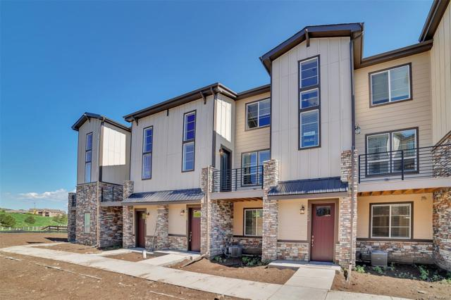 1590 Castle Creek Circle, Castle Rock, CO 80104 (#3184334) :: The HomeSmiths Team - Keller Williams