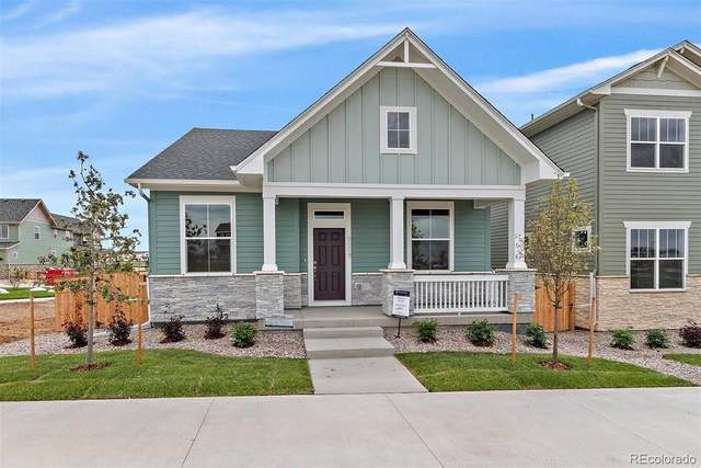 20968 E 60th Place, Aurora, CO 80019 (MLS #3191118) :: Kittle Real Estate