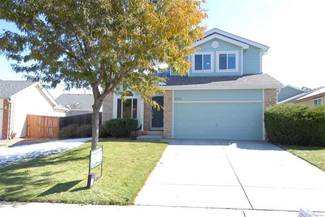 2248 S Espana Street, Aurora, CO 80013 (MLS #3197640) :: Bliss Realty Group
