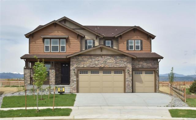 2263 Plateau Court, Longmont, CO 80503 (#3202397) :: The Galo Garrido Group