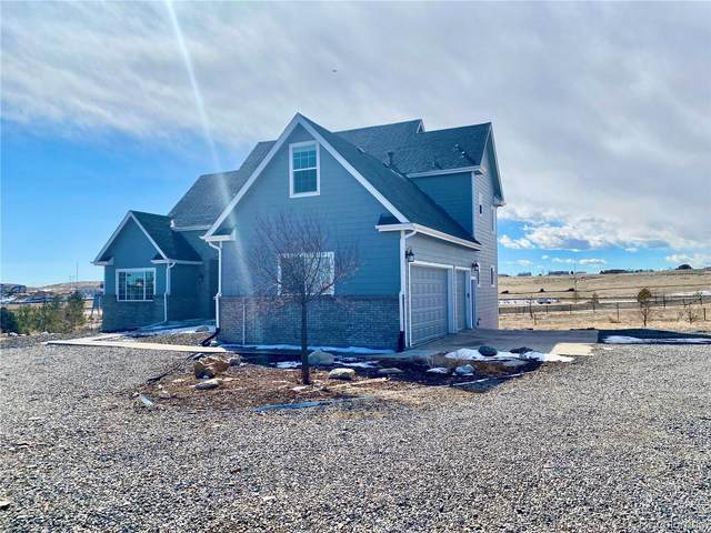 14281 Emporia Street, Thornton, CO 80602 (MLS #3204162) :: Kittle Real Estate
