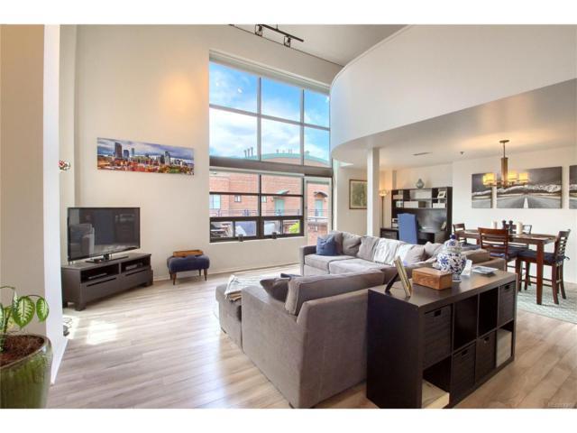 930 Acoma Street #312, Denver, CO 80204 (MLS #3207646) :: 8z Real Estate