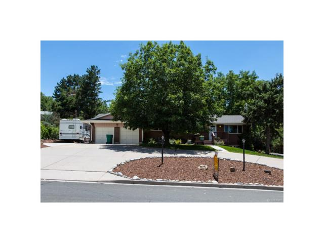 9860 W 35th Avenue, Wheat Ridge, CO 80033 (MLS #3222542) :: 8z Real Estate