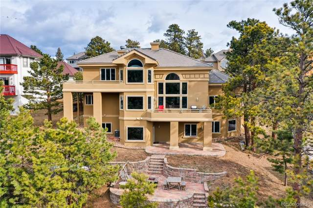 22264 Anasazi Way, Golden, CO 80401 (MLS #3224823) :: 8z Real Estate