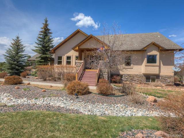120 Hawkridge Drive, Woodland Park, CO 80863 (#3228852) :: West + Main Homes