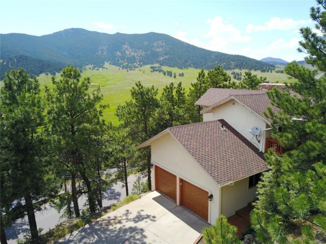 2700 Pinehurst Drive, Evergreen, CO 80439 (MLS #3233365) :: 8z Real Estate