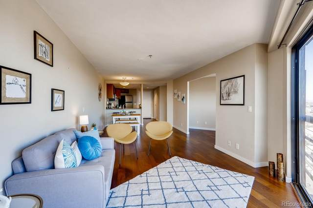 100 Park Avenue W #2004, Denver, CO 80205 (#3250396) :: Realty ONE Group Five Star