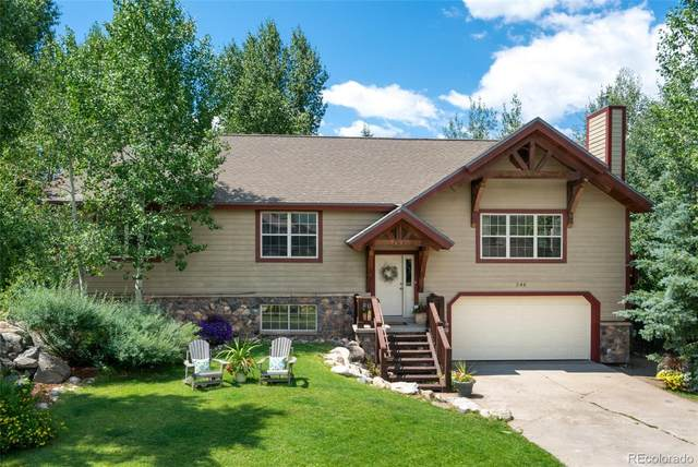 344 Apple Drive, Steamboat Springs, CO 80487 (MLS #3253098) :: 8z Real Estate