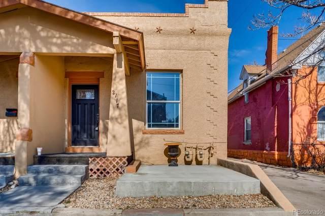 2117 W 33rd Avenue, Denver, CO 80211 (MLS #3274491) :: 8z Real Estate