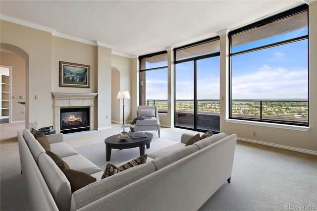 8100 E Union Avenue #1901, Denver, CO 80237 (#3297713) :: Kimberly Austin Properties