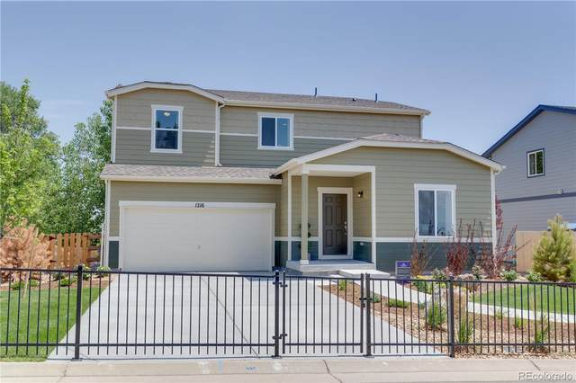 1216 Glen Creighton Drive, Dacono, CO 80514 (MLS #3298495) :: 8z Real Estate