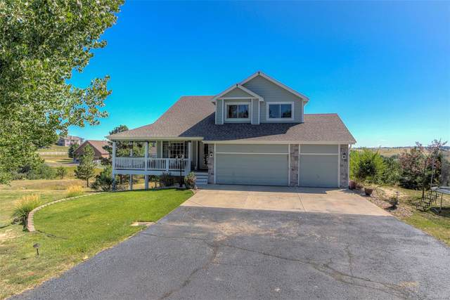 3507 Meadowlark Court, Parker, CO 80138 (#3312345) :: The Heyl Group at Keller Williams