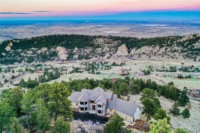 24994 Simmons Way, Golden, CO 80403 (MLS #3313064) :: 8z Real Estate