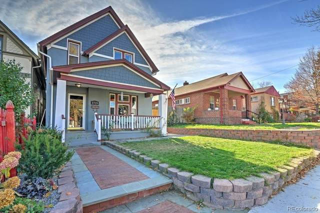 2720 W 37th Avenue, Denver, CO 80211 (MLS #3314895) :: Clare Day with Keller Williams Advantage Realty LLC