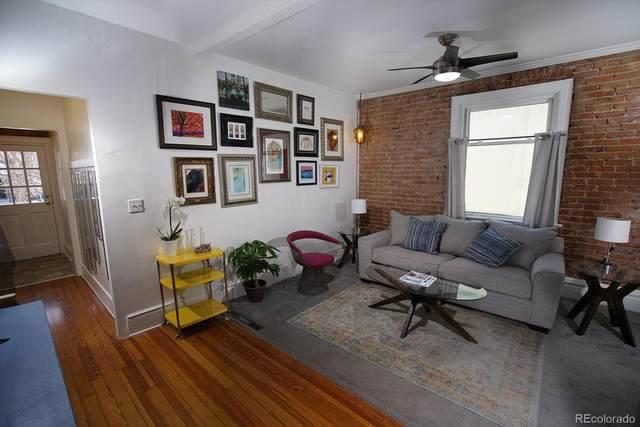 129 W 2nd Avenue, Denver, CO 80223 (MLS #3321525) :: The Sam Biller Home Team