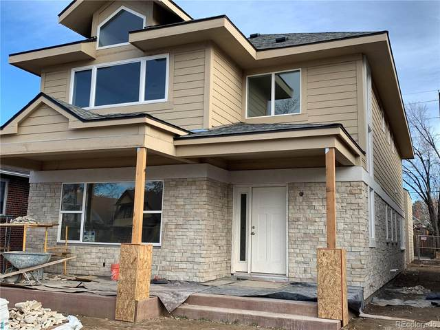 3100 N Vine Street, Denver, CO 80205 (#3328751) :: iHomes Colorado