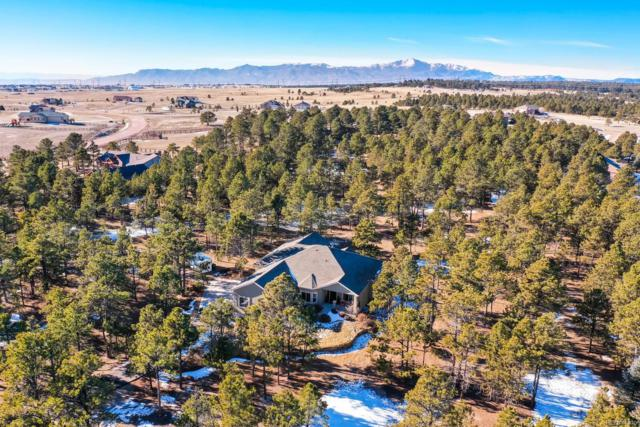 11910 Sir Galahad Drive, Colorado Springs, CO 80908 (MLS #3344840) :: 8z Real Estate