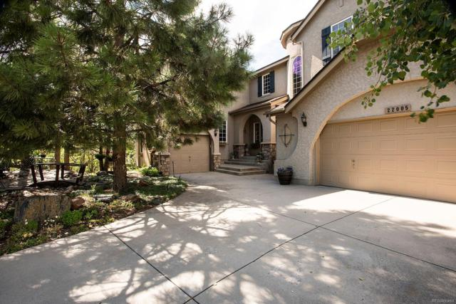 22005 Laurel Oak Drive, Parker, CO 80138 (#3350093) :: The HomeSmiths Team - Keller Williams