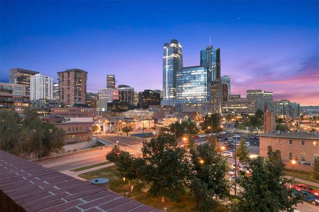 1301 Wazee Street 4A, Denver, CO 80204 (#3351229) :: Bring Home Denver with Keller Williams Downtown Realty LLC