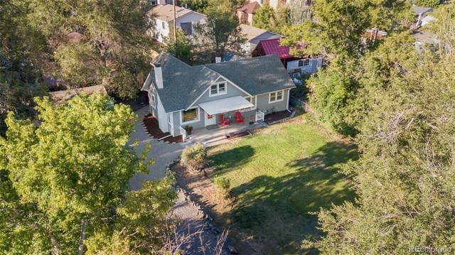 11845 W 13th Avenue, Lakewood, CO 80401 (#3365586) :: Mile High Luxury Real Estate