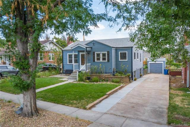 2934 Ames Street, Wheat Ridge, CO 80214 (MLS #3372439) :: The Sam Biller Home Team