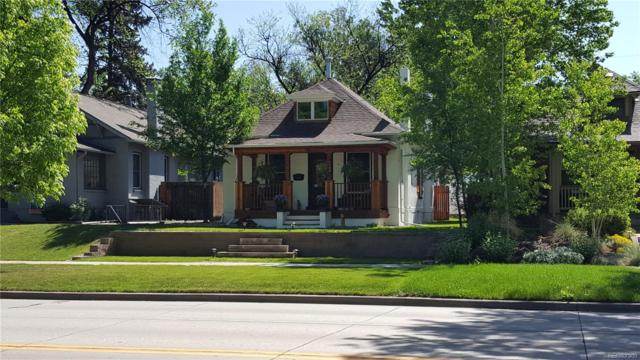 1140 S University Boulevard, Denver, CO 80210 (#3381208) :: The Pete Cook Home Group