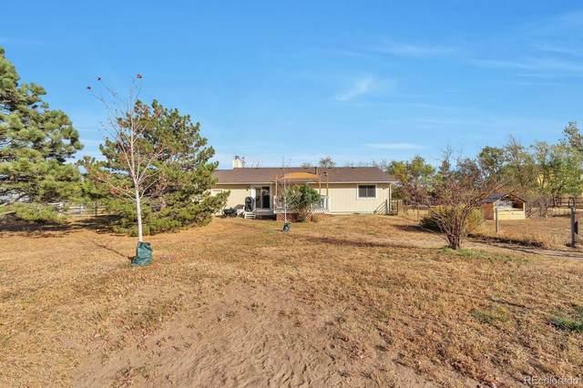 34215 Columbine Trail, Elizabeth, CO 80107 (MLS #3382438) :: 8z Real Estate