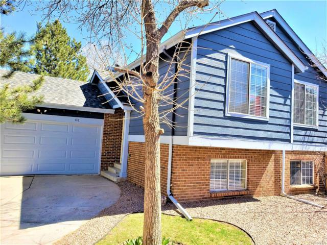 716 Myrtlewood Court, Highlands Ranch, CO 80126 (#3383092) :: The Healey Group