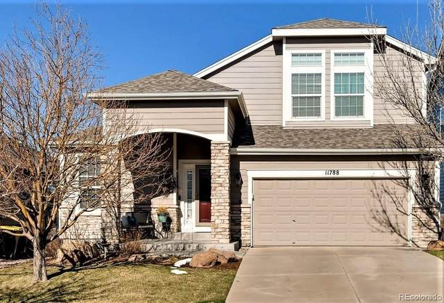 11788 Mill Valley Street, Parker, CO 80138 (#3408815) :: The HomeSmiths Team - Keller Williams